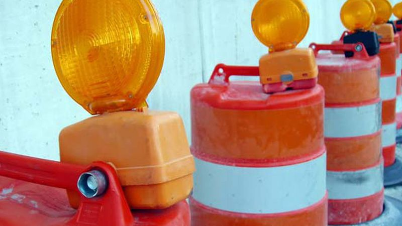 Amarillo drivers should expect some traffic delays this week due to some lane closures....