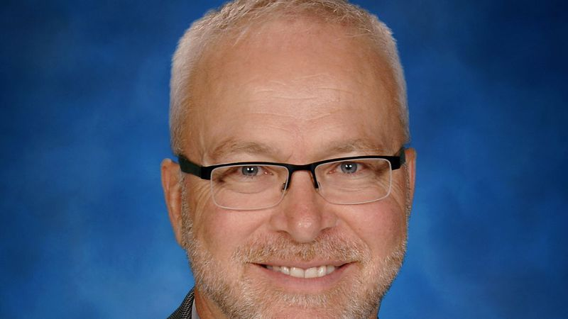 Jimmy Hannon, announced as Region 16's 2021 Superintendent of the Year