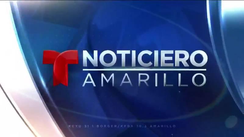 Noticiero Telemundo Amarillo 5pm- Mayo 2