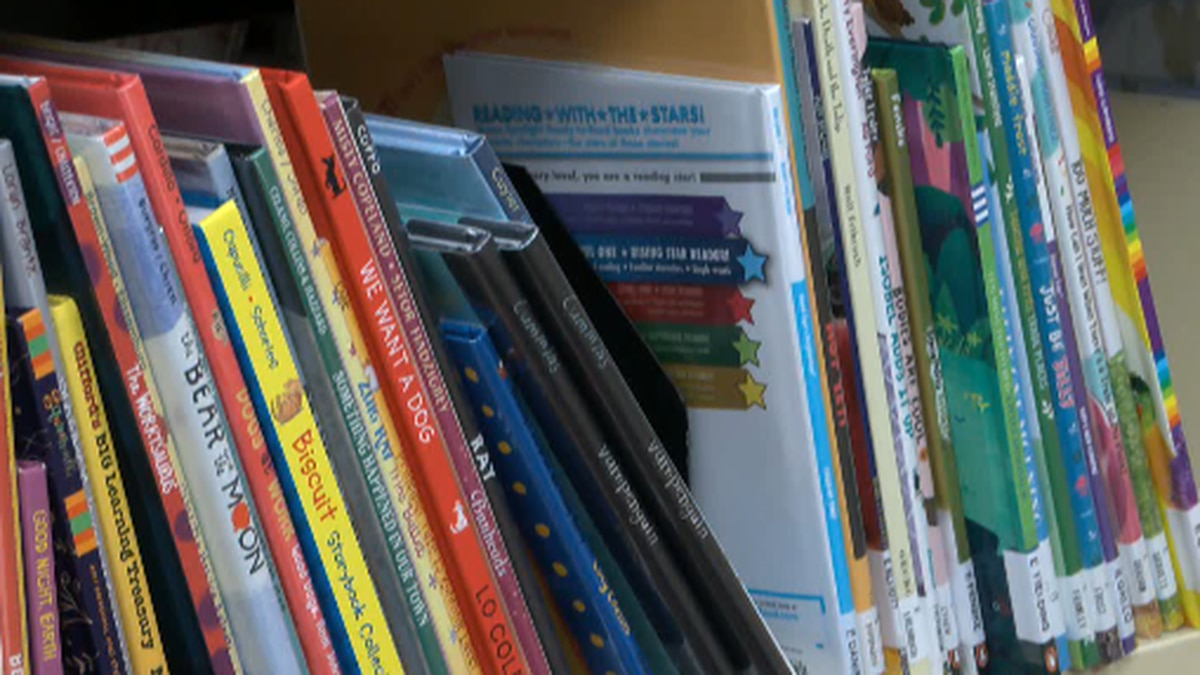EARLY LITERACY PLAYS AN IMPORTANT ROLE IN A CHILD'S FUTURE SUCCESS.